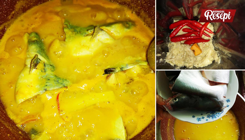 resepi ikan patin masak tempoyak resepi ikan masak asam tempoyak soalan  perpaduan Resepi Ikan Masak Tau Enak dan Mudah